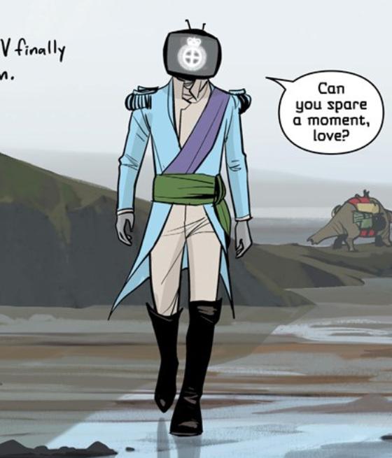 Prince Robot IV - Saga by Brian K. Vaughan