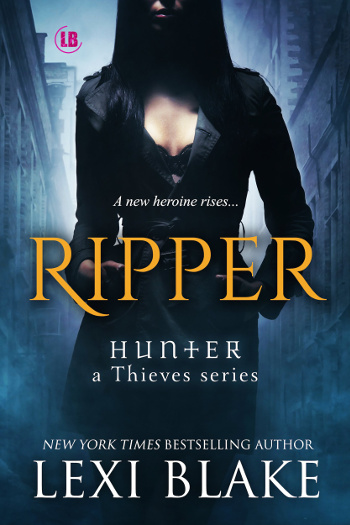 Book Review: Ripper (Hunter: A Thieves Series Book 1) by