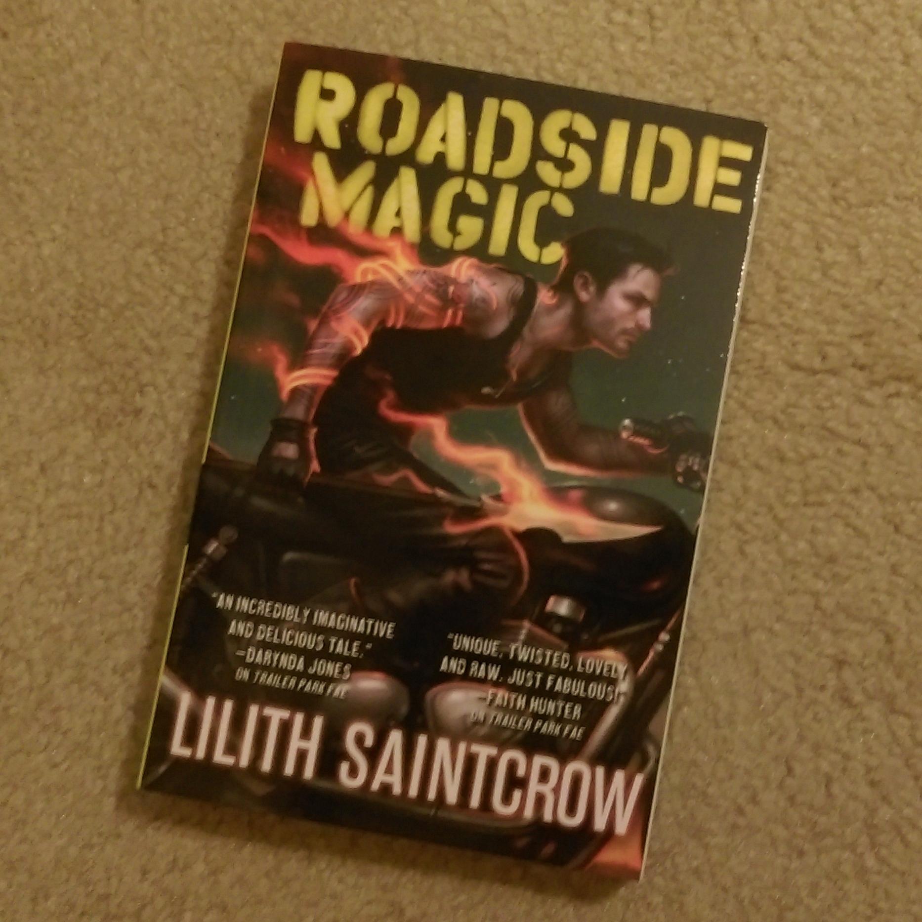 Roadside Magic Paperback