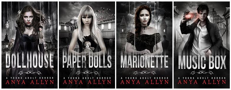 Series Covers - Dark Carousel