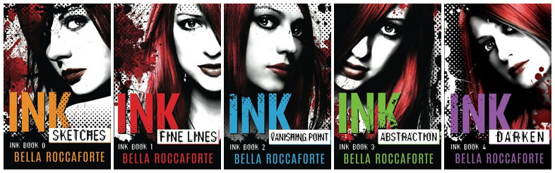 Series Covers - INK