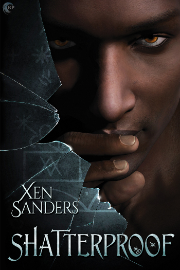Book Review: Shatterproof by Xen Sanders   reading, books, book reviews, fantasy, paranormal romance, urban fantasy, lgbt, m/m, fae, depression