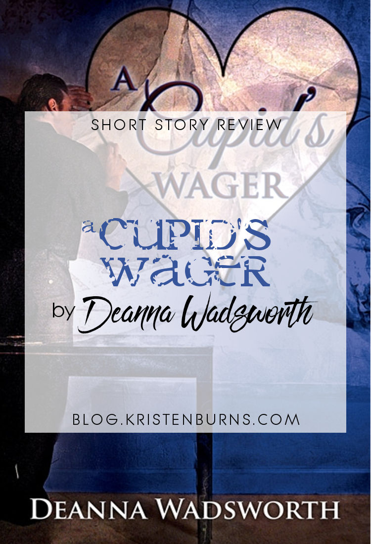 Short Story Review: A Cupid's Wager by Deanna Wadsworth | reading, short story reviews, fantasy, mythology, paranormal/urban fantay, lgbt