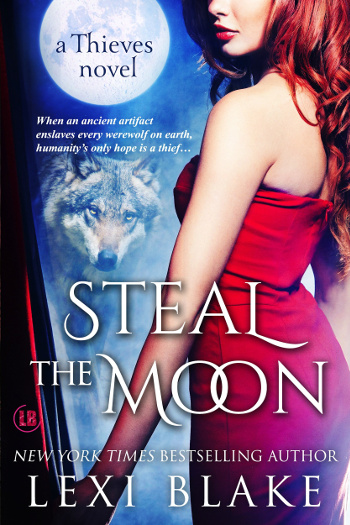 3.5 Star Book Review: Steal the Moon (Thieves Book 3) by Lexi Blake | books, reading, book reviews, book covers, fantasy, paranormal romance, urban fantasy, vampires, faeries, werewolves, demons