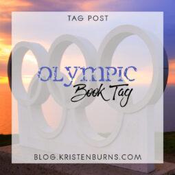 Bookish Tag Post: Olympic Book Tag