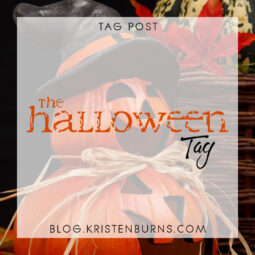 Personal Tag Post: The Halloween Tag