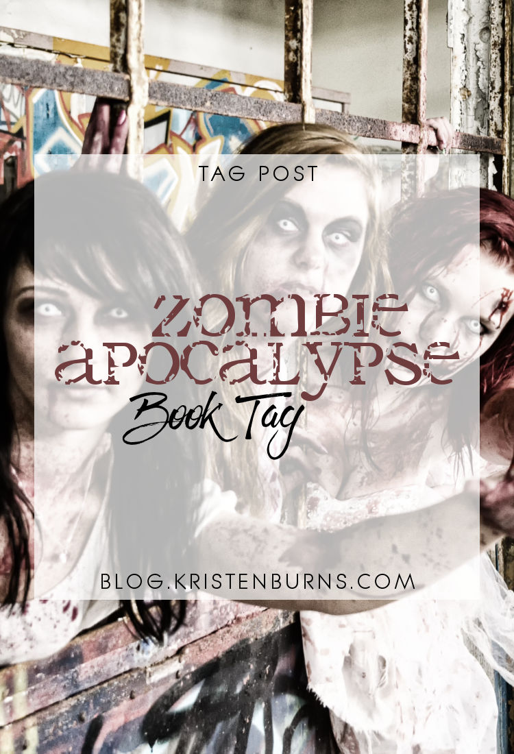 Tag Post: Zombie Apocalypse Book Tag | reading, books