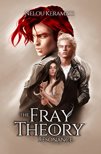 Book Review: The Fray Theory: Resonance (The Fray Theory Book 1) by Nelou Keramati   reading, books, book review, fantasy, urban fantasy, new adult, metaphysical & visionary, telepaths, psychics