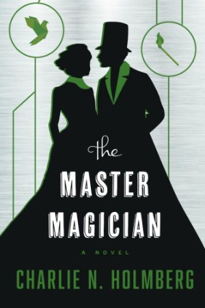 Book Review: The Master Magician (The Paper Magician Book 3) by Charlie N Holmberg | books, reading, book reviews, book covers, fantasy, urban fantasy, paranormal romance
