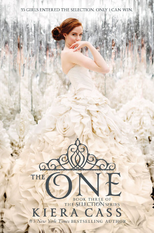 2 Star Book Review: The One (The Selection Book 3) by Kiera Cass | reading, books, book reviews, sci-fi, dystopian, YA, YA romance