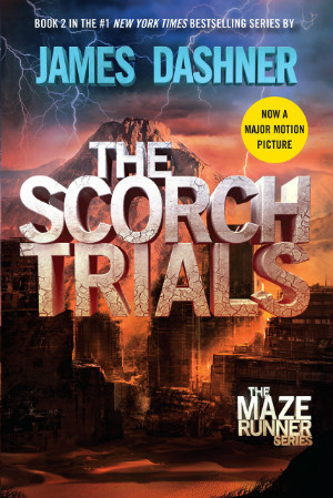 The scorch trials book summary