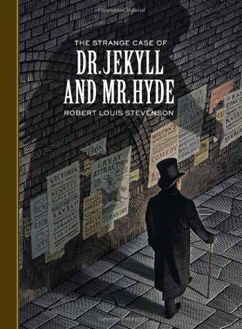 Book Review: The Strange Case of Dr. Jekyll and Mr. Hyde by Robert Louis Stevenson | reading, books, book reviews, science fiction, horror, classics