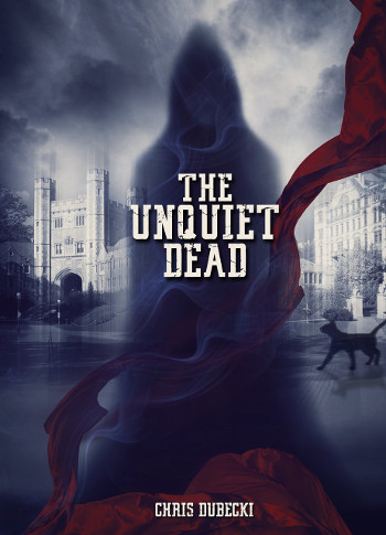 Book Review: The Unquiet Dead by Chris Dubecki   reading, books, book reviews, fantasy, urban fantasy, necromancers