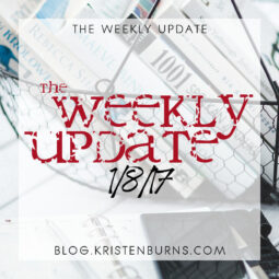 The Weekly Update: 1/8/16