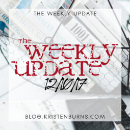 The Weekly Update: 12/10/17