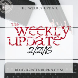 The Weekly Update: 2/21/16