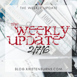 The Weekly Update: 2/7/16