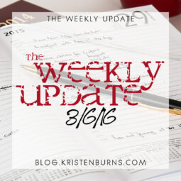 The Weekly Update: 3/6/16
