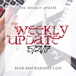 The Weekly Update: 5/21/17
