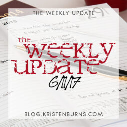 The Weekly Update: 6/11/17