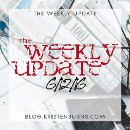 The Weekly Update: 6/12/16