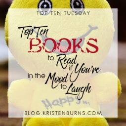 Top Ten Tuesday: Top Ten Books to Read If You're in the Mood to Laugh