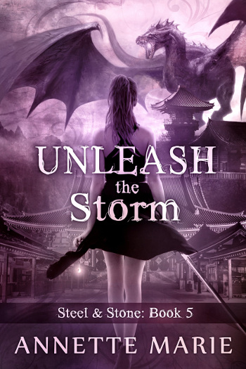 Book Review: Unleash the Storm (Steel & Stone Book 5) by Annette Marie   books, reading, book covers, book reviews, fantasy, urban fantasy, young adult, dragons, incubi