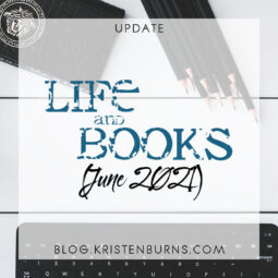 Update: Life and Books (June 2021) + Late Mermay Art!