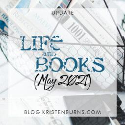 Update: Life and Books (May 2021) + Mermay Art!