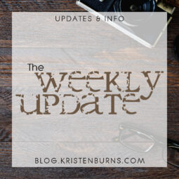 Updates & Info: The Weekly Update (6)