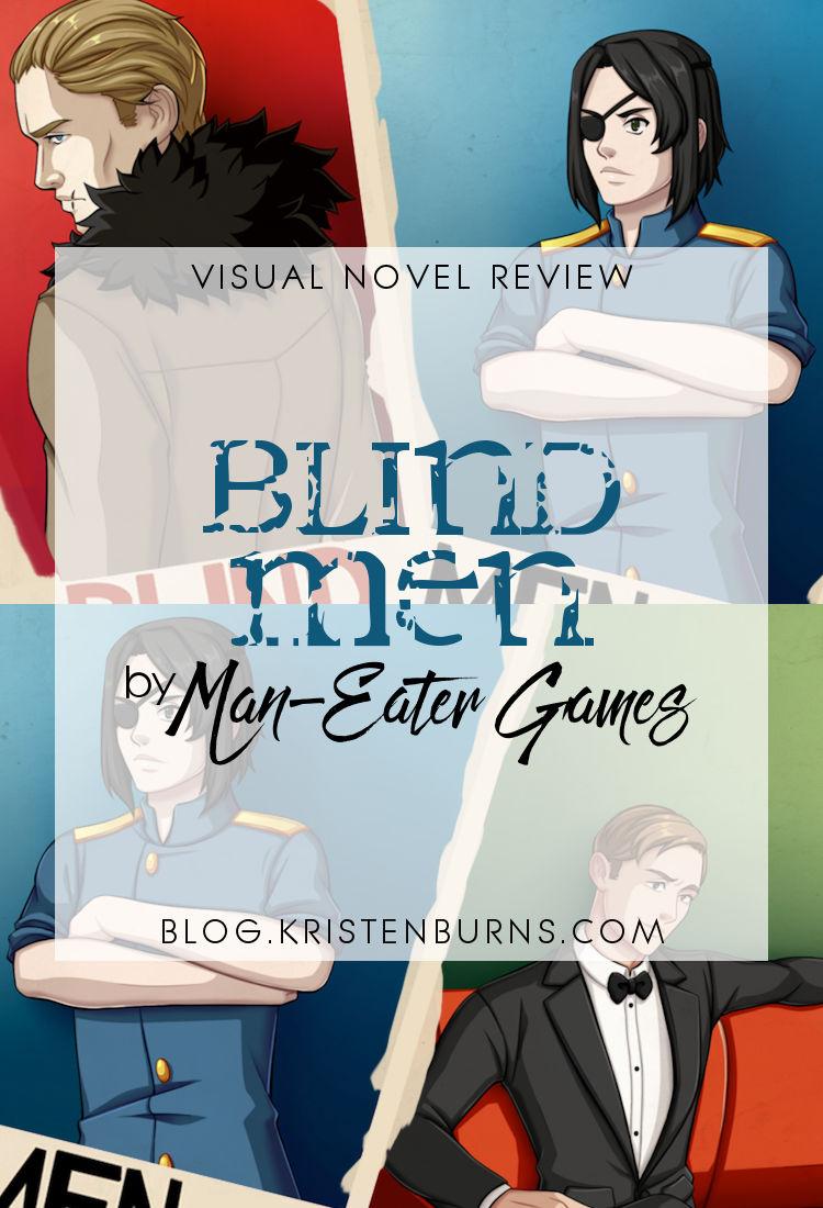 Visual Novel Review: Blind Men by Man-Eater Games