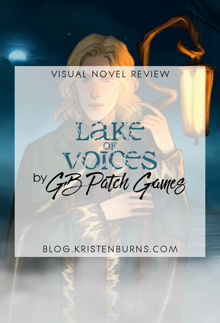 Visual Novel Review: Lake of Voices by GB Patch Games