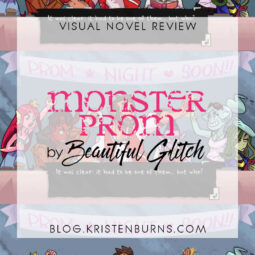 Dating Sim Review: Monster Prom by Beautiful Glitch