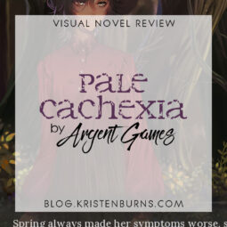 Visual Novel Review: Pale Cachexia by Argent Games
