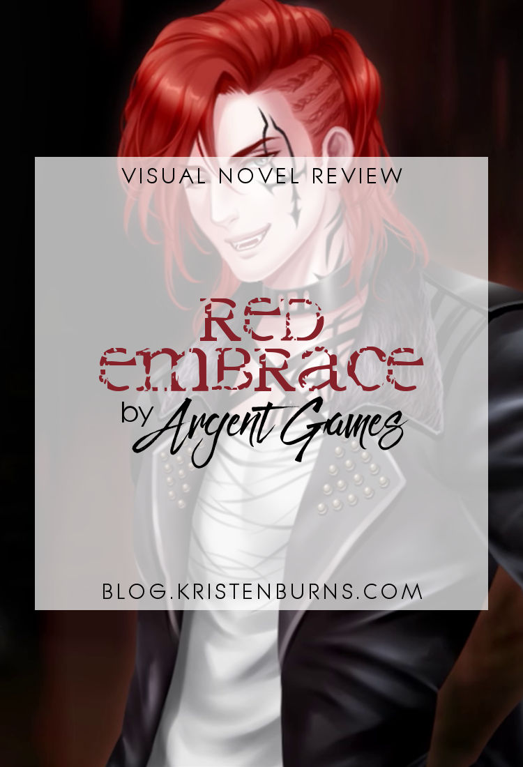 Visual Novel Review: Red Embrace by Argent Games