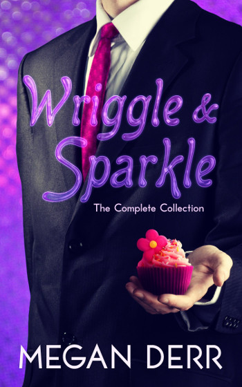 Book Review: Wriggle & Sparkle by Megan Derr | reading, books, book reviews, fantasy, urban fantasy, lgbt, m/m, kraken, unicorn
